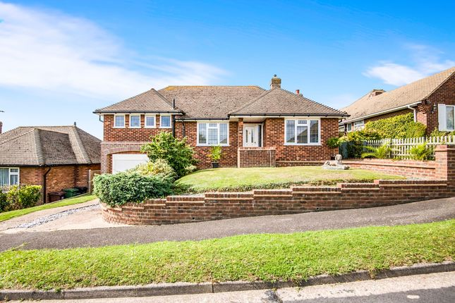 Thumbnail Detached bungalow for sale in Clinch Green Avenue, Bexhill-On-Sea