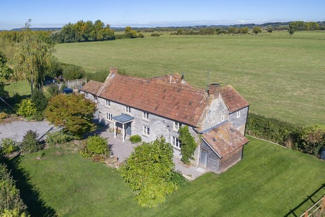 Thumbnail Cottage for sale in Church Lane, Long Load, Langport