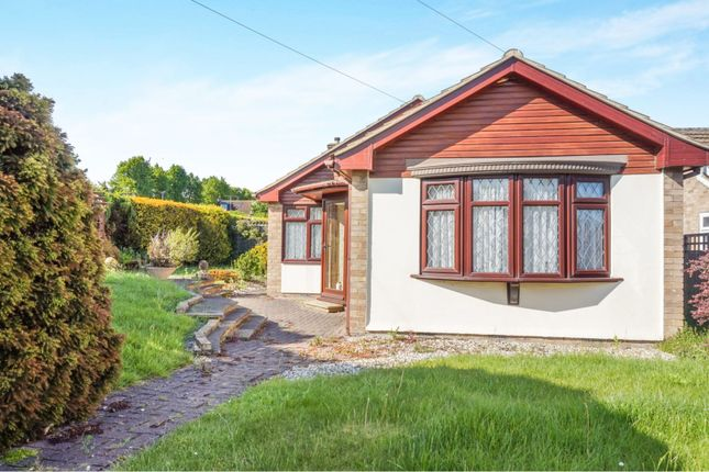 Thumbnail Detached bungalow for sale in Beech Road, Wheatley, Oxford