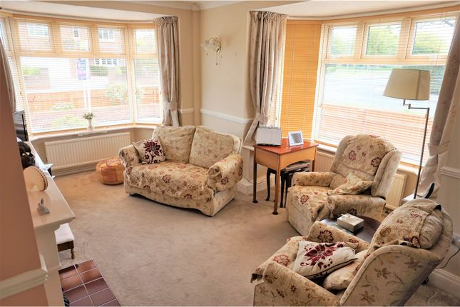Thumbnail Detached bungalow for sale in Manor Road, Beverley