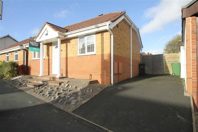 Thumbnail Detached bungalow for sale in Springfield Road, Halesowen, West Midlands