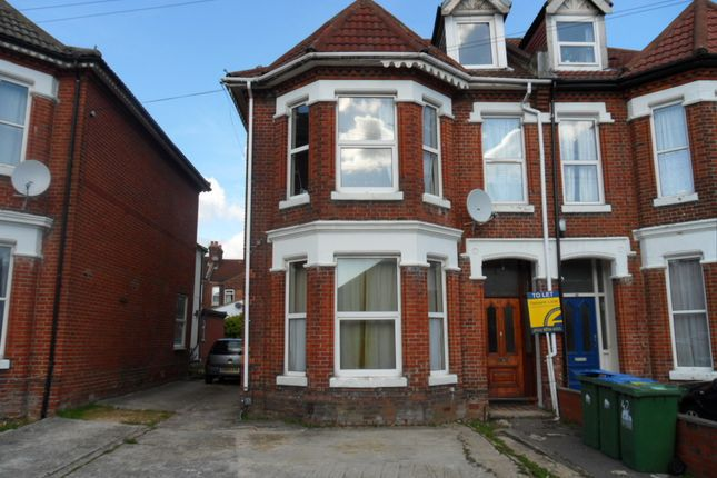 Thumbnail Detached house to rent in Alma Road, Southampton