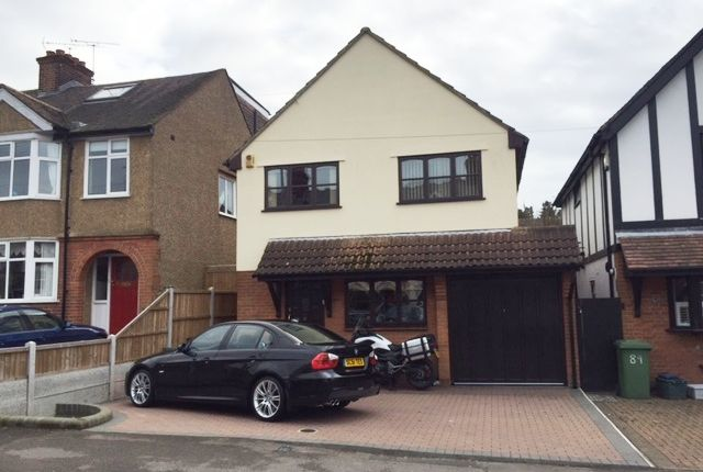 Thumbnail Detached house to rent in Woodman Road, Brentwood