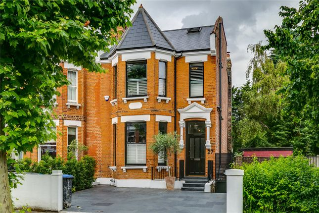Thumbnail End terrace house for sale in Winchester Avenue, London