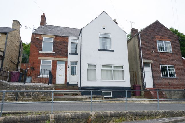 Thumbnail Semi-detached house for sale in Bolsover Hill, Bolsover, Chesterfield
