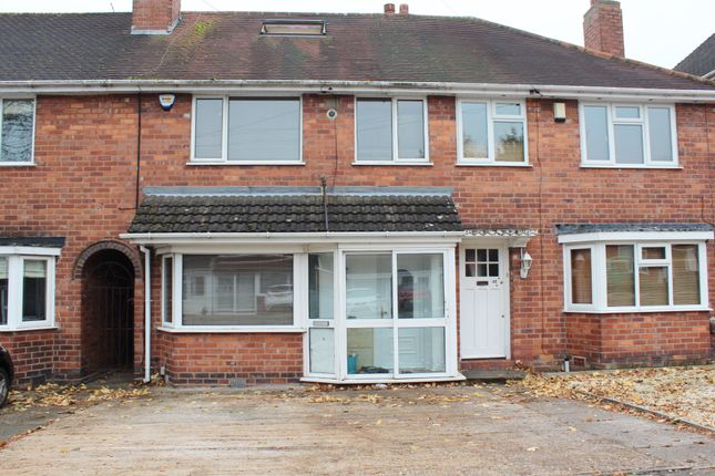 Terraced house in  Curbar Road  Great Barr  Birmingham  Birmingham