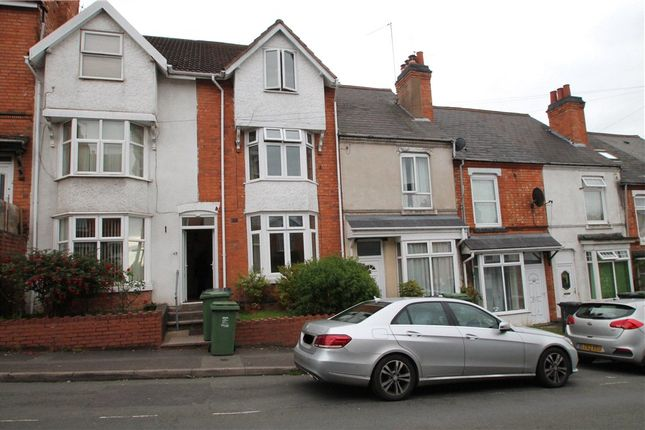 Thumbnail Terraced house to rent in Marsden Road, Redditch