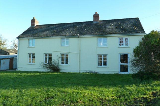 Thumbnail Detached house for sale in Wellewen, Llangoedmor, Cardigan, Ceredigion