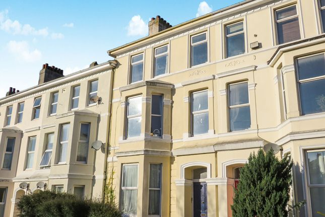 Thumbnail Flat for sale in Ermington Terrace, Mutley, Plymouth
