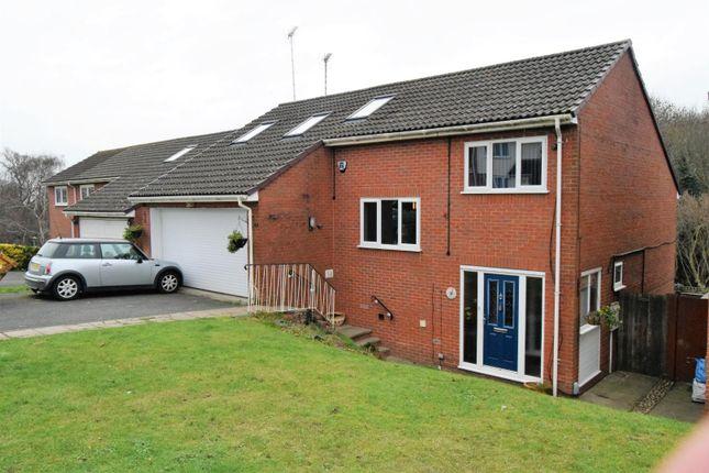 Thumbnail Detached house for sale in De Mere Close, Rainham, Gillingham