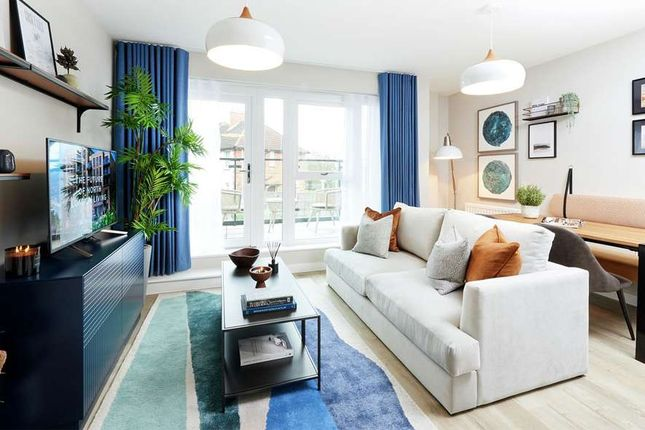 "Thumbnail Flat for sale in ""Plot 6"" at Merriam Close, London"