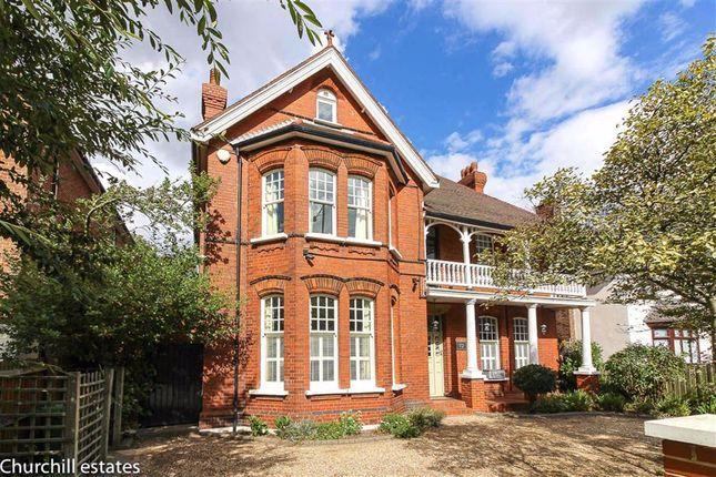 Thumbnail Detached house for sale in Aldersbrook Road, Aldersbrook, London