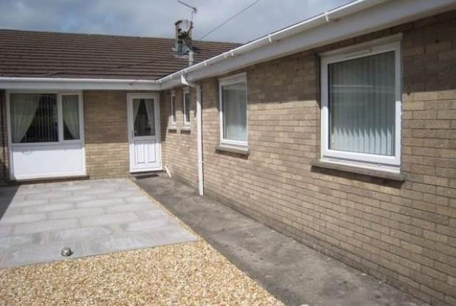 Thumbnail Bungalow to rent in Shepherds Close, Sirhowy, Tredegar