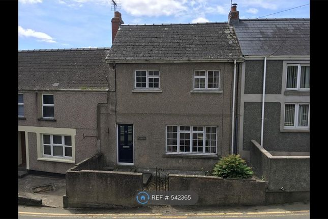 Thumbnail Terraced house to rent in Main Street, Llangwm