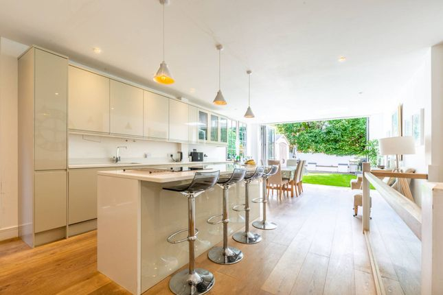 Thumbnail Semi-detached house for sale in Cliveden Road, Wimbledon, London
