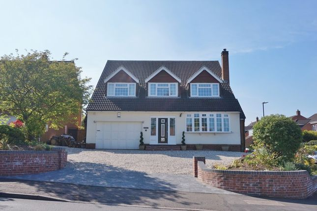 Thumbnail Detached house for sale in Digby Road, Sutton Coldfield