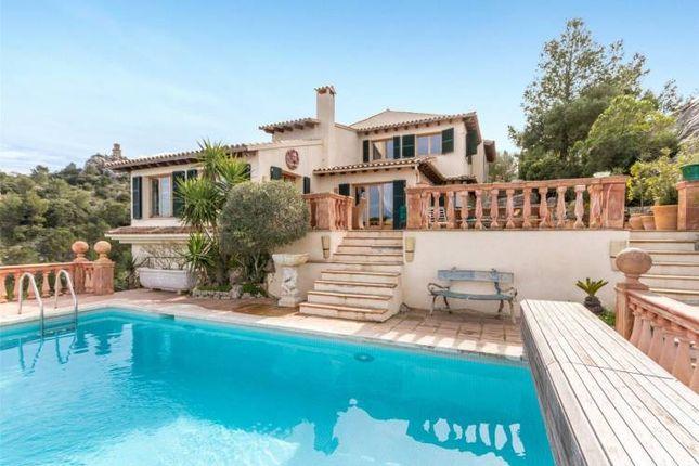 Thumbnail Villa for sale in Beautiful Frontline Property, Valldemossa, Mallorca, Balearic Islands, Spain