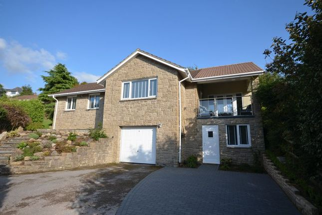Thumbnail Detached bungalow to rent in Manor Drive, Chagford, Newton Abbot