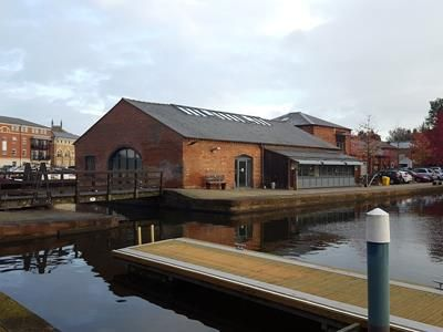 Thumbnail Commercial property for sale in Danks 2, Diglis Basin, Worcester