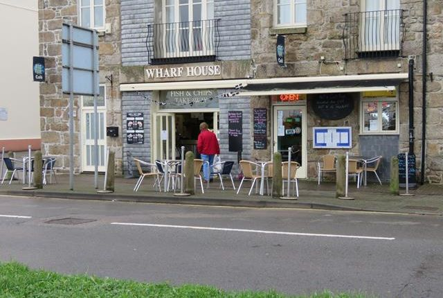 Photo of Fat Fish Cafe, Wharf House, Wharf Road, Penzance, Cornwall TR18
