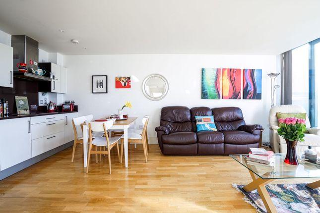 Lounge / Kitchen of Highbury Stadium Square, London N5