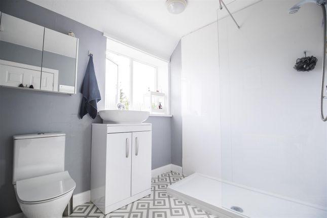 Bathroom of Hilcot Drive, Aspley, Nottingham NG8
