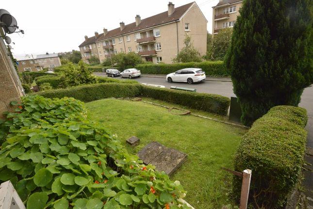 Front Garden of Parkneuk Road, Glasgow G43