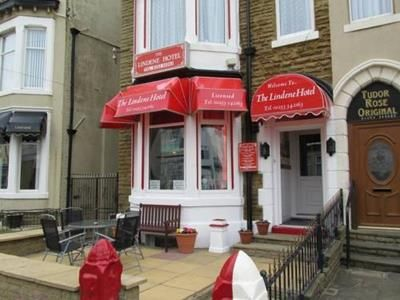 Thumbnail Hotel/guest house for sale in Lindene Hotel, 7 Withnell Road, Blackpool