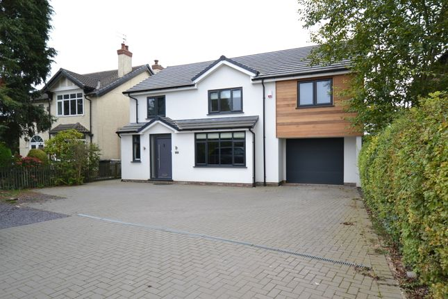 Perfect Thumbnail Detached House For Sale In Chester Road, Poynton, Stockport,  Cheshire