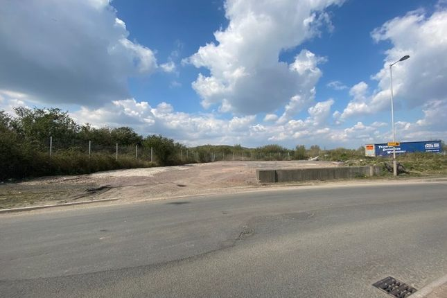 Thumbnail Land to let in Land At Corner Of Tom Lewis Way, Port Of Newport, Newport