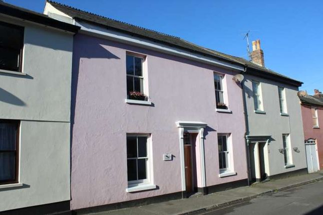 Thumbnail Terraced house for sale in Hillside, Ebrington Street, Kingsbridge