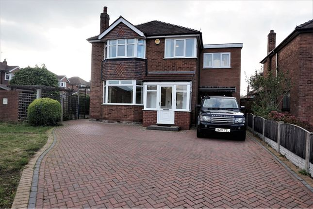 Thumbnail Detached house to rent in Outwood Road, Cheadle