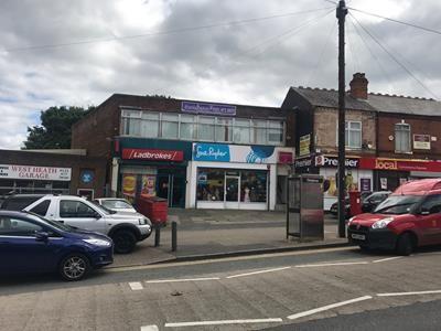 Thumbnail Commercial property for sale in 23, 25 & 27 Alvechurch Road, West Heath, Birmingham