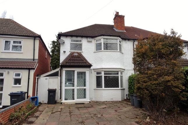 Semi-detached house in  Scribers Lane  Hall Green  Birmingham  Birmingham
