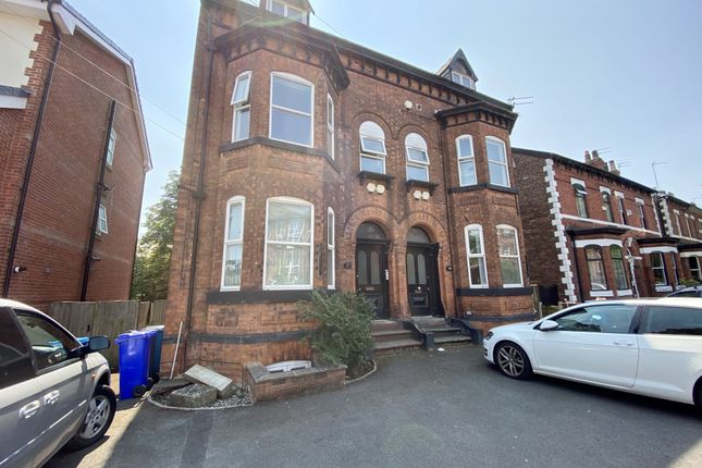 Thumbnail Flat to rent in 37 Osborne Road, Manchester