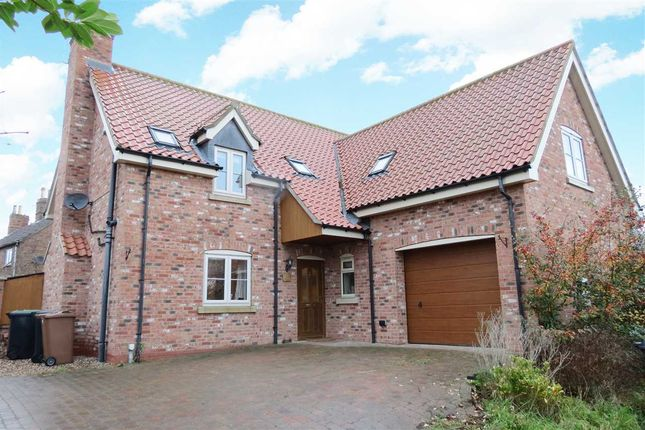 Thumbnail Detached house to rent in Chapel Lane, Little Hale, Sleaford