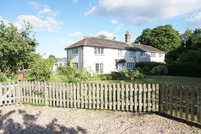 Thumbnail Semi-detached house for sale in Penton Harroway, Andover, Hampshire