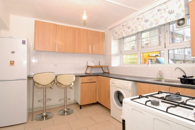 Thumbnail Flat to rent in Hallam House, Gosling Way, Oval, London