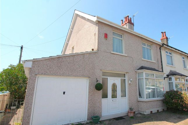 3 bedroom semi-detached house for sale in Seaborn Road, Morecambe
