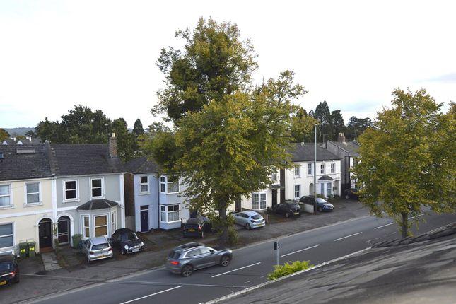 Street Scene of Gloucester Road, Cheltenham, Gloucestershire GL51