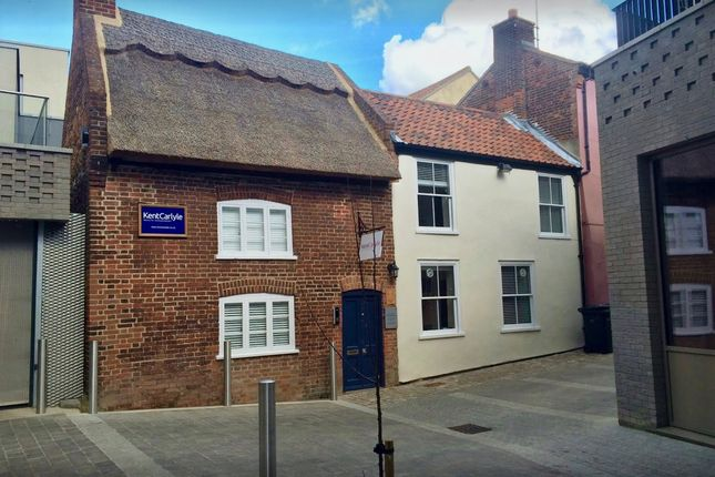 Thumbnail Office to let in Lion & Castle Yard, Timberhill, Norwich