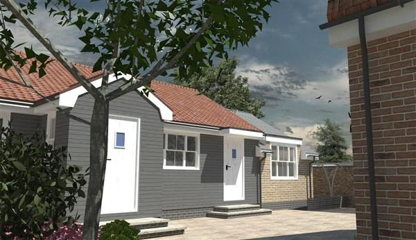 Thumbnail Bungalow to rent in Riverport Mews, West Street, St Ives