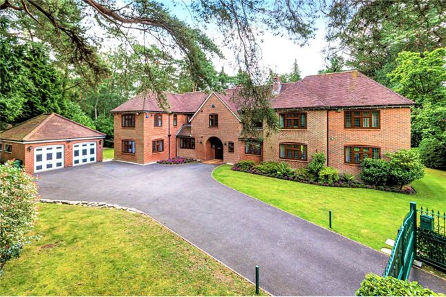 Thumbnail Detached house for sale in Heatherlands Road, Chilworth, Southampton, Hampshire