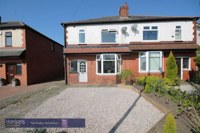 Thumbnail Semi-detached house for sale in Newbrook Road, Over Hulton, Bolton, Lancashire.