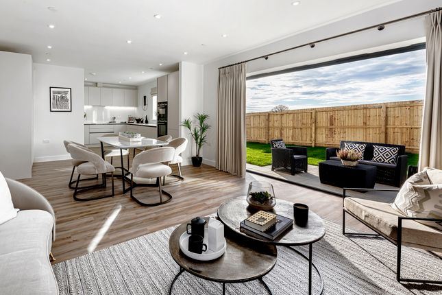 Thumbnail Detached house for sale in Cottrell Gardens, Bonvilston