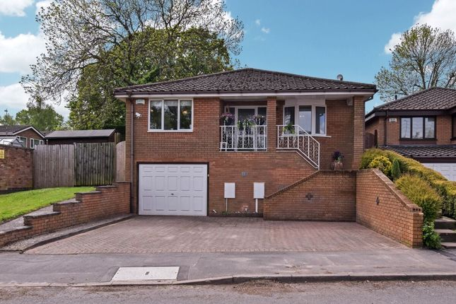 Thumbnail Detached house for sale in Stonebury Avenue, Eastern Green, Coventry