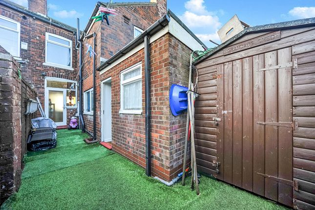 Rear Courtyard of Hedon Road, Hull, East Yorkshire HU9