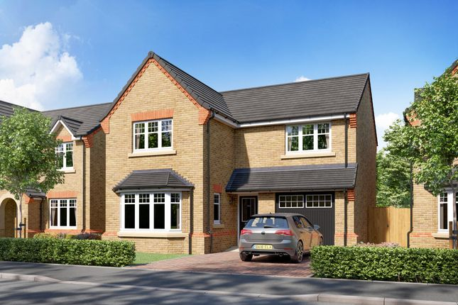 """Thumbnail Detached house for sale in """"Plot 126 - The Settle V0"""" at Flaxley Road, Selby"""