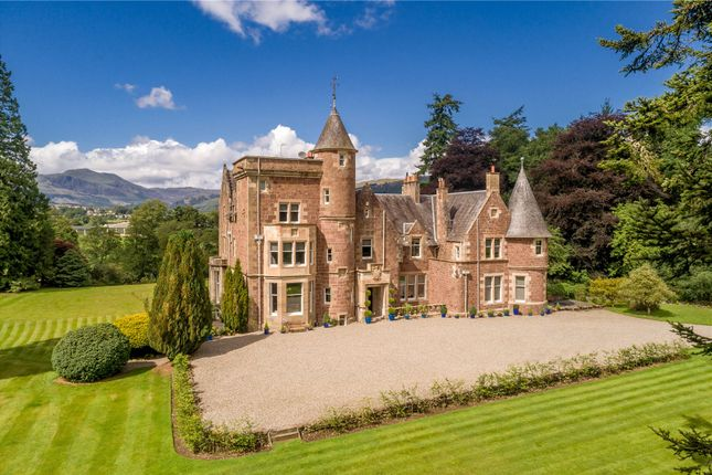 Thumbnail Detached house for sale in The Gart, Callander, Perthshire