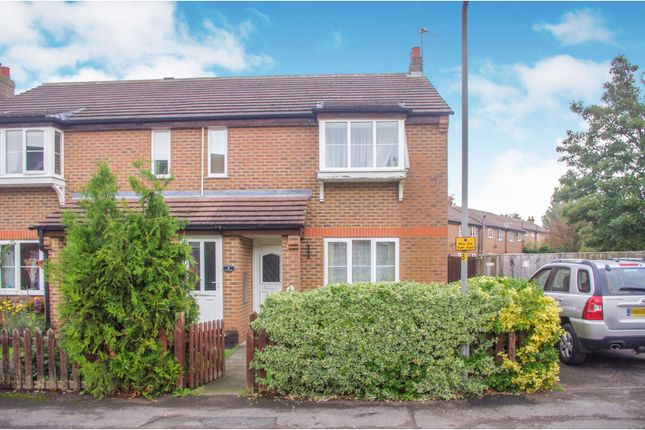 Thumbnail Flat for sale in Bailey Court, Northallerton